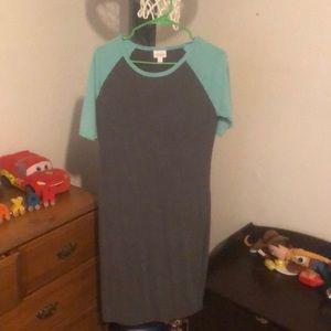 Dresses & Skirts - LULAROE dress(m)